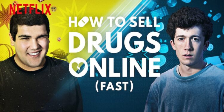 Netflix Rezension How to sell drugs online fast