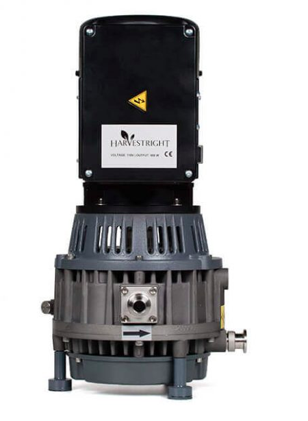 Öl-lose Vakuumpumpe für Gefriertrockner zum Trocknen von Wasser-Hasch