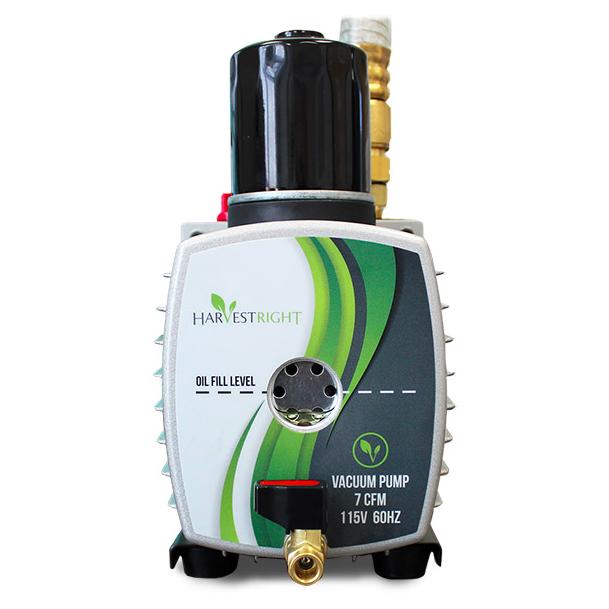 Öl-betriebene Vakuumpumpe für Gefriertrockner