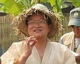 Master Cho Portrait
